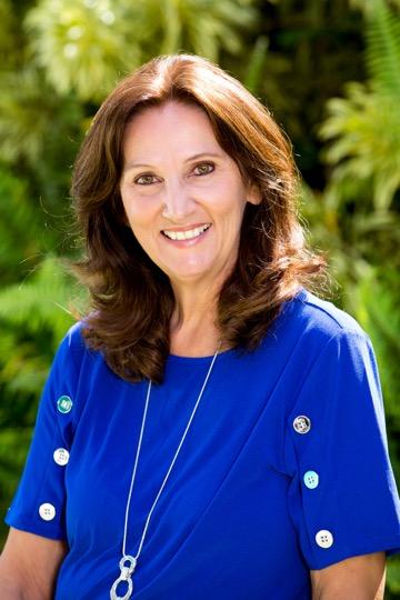 Susan Elliott  Portrait